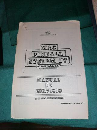 manual pinball Mac