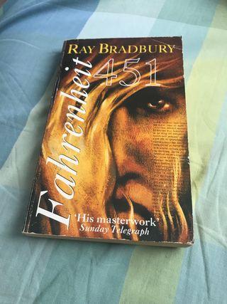 Fahrenheit 451. Ray Bradbury. Lectura en Inglés
