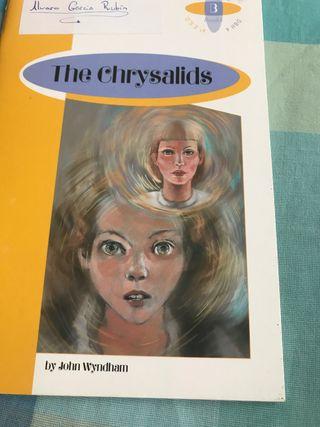 Libro lectura inglés. The Chrysalids. Nuevo