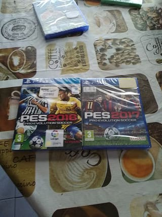 lote pes ps4