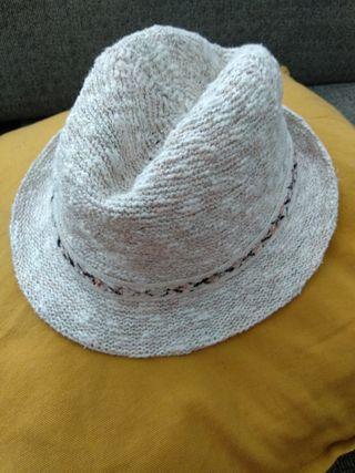 sombrero tipo Panamá punto de verano