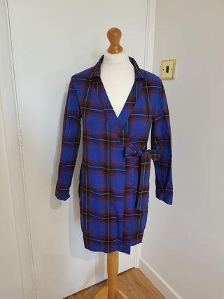 Beautiful Wrap Dress Size 10