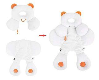 Cojin reductor para bebé reversible
