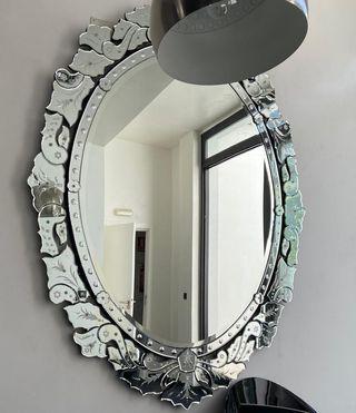 Espejo grande veneciano