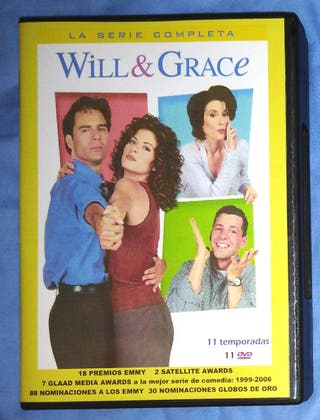 Serie tv Will y Grace