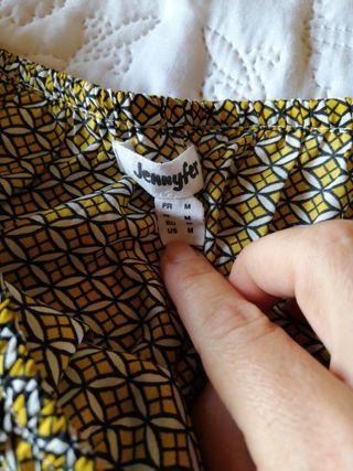 Camiseta Jennyfer talla M
