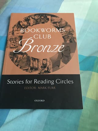 Libro BookWorms club bronze. Oxford