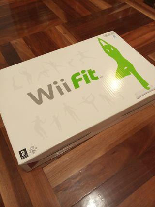 Wii Fit Tabla y juego