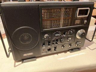Radio multibandas Marc doble conversión