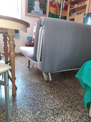 sofá cama plegable de ikea