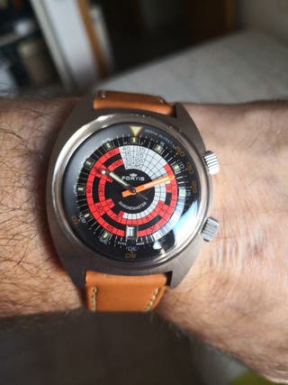 FORTIS MARINEMASTER AUTOMATICO 42MM