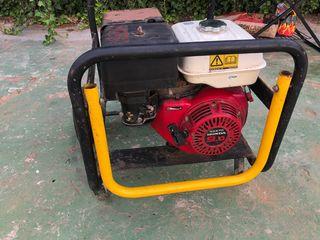 Generador eléctrico honda 5.000W