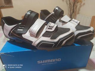 zapatos shimano,calas SPD