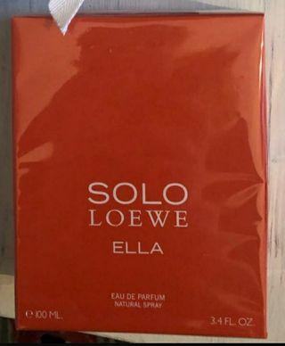 PERFUME SOLO LOEWE ELLA EDP 109ml.