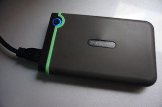 Transcend 2TB USB 3.0 disco portátil grado militar