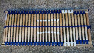 Somier Ikea articulado 80x200 cm.