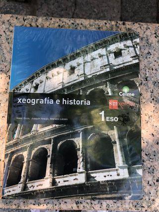 Xerografía e historia 1ESO
