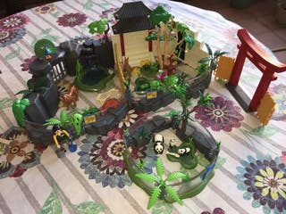 Playmobil zoo 4852