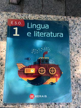 Lingua e literatura galega 1ESO
