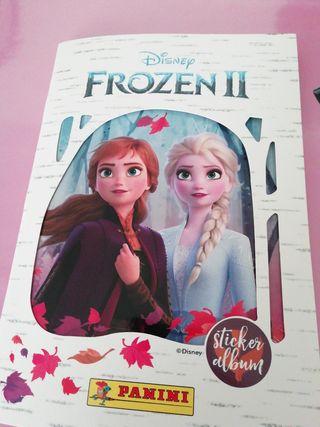 cromos frozen 2 sticker