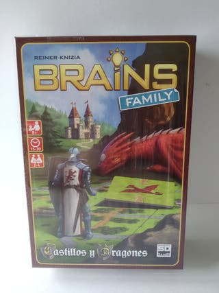 Juego Brains Family.