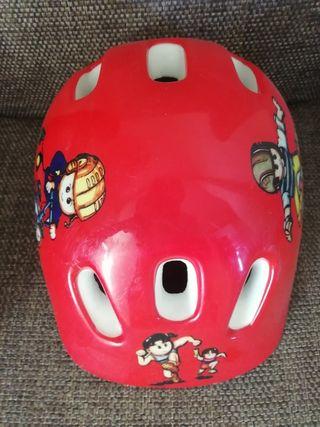 Casco de bici de niño