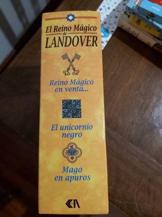El Reino mágico de Landover