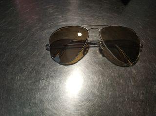 Montura gafas aviador vintage
