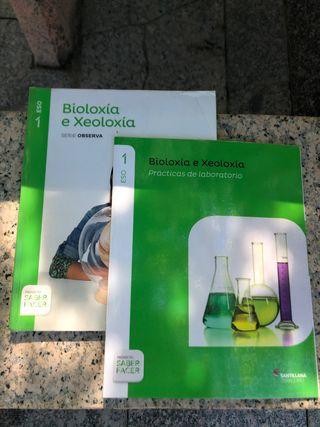 Bioloxia e xeoloxia 1ESO