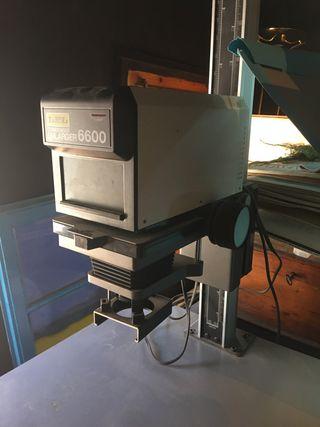 Ampliadora fotografica LPL 6600