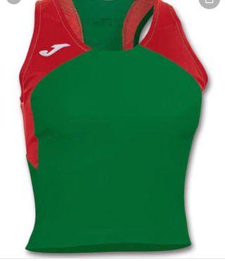 Camiseta JOMA running tirantes récord ll