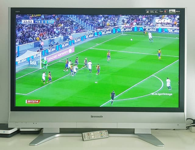 Televisor Panasonic Plasma 50 pulgadas HDTV