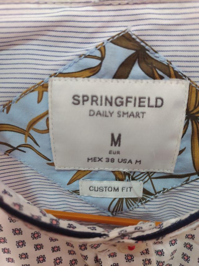 Camisa Sprienfield nueva
