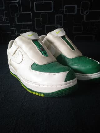 Zapatillas AIR FORCE 1 LOW THE GLOVE PINE GREEN
