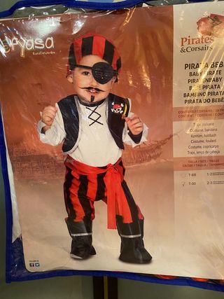 Disfraz pirata 2-3