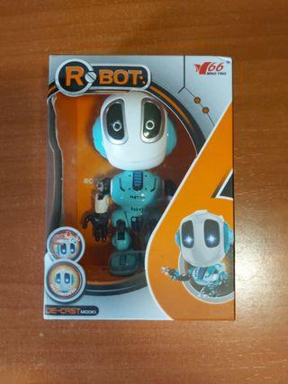 robot interactivo