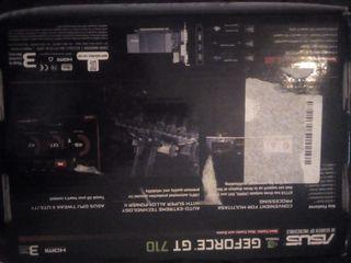 Tarjeta gráfica (GeForce GT 710,2GB GDDR5.64b