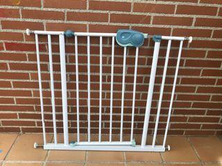 Puerta de seguridad para niños y mascotas