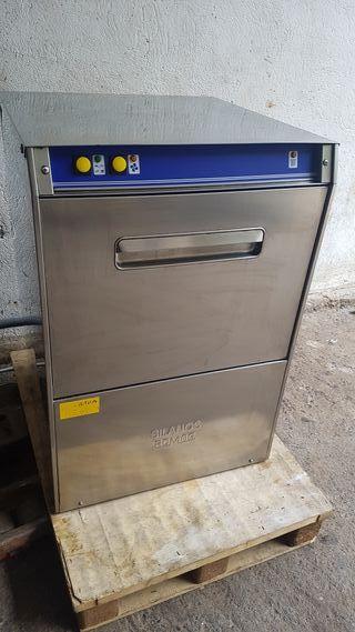 Lavavajillas industrial Silanos cesta 50X50
