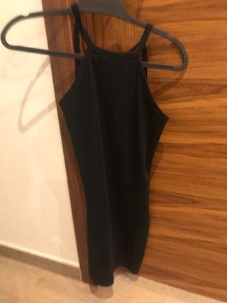 Vestido negro s