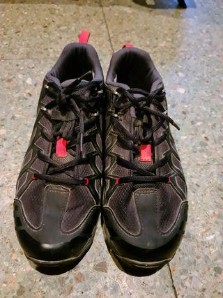 zapatillas shimano mtb