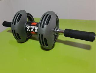 Roller ejercicio abdominal.