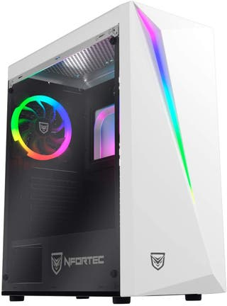 Ordenador Gaming i5 8400 16gb ram 500 gb ssd.