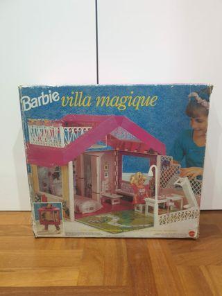 Villa mágica Barbie