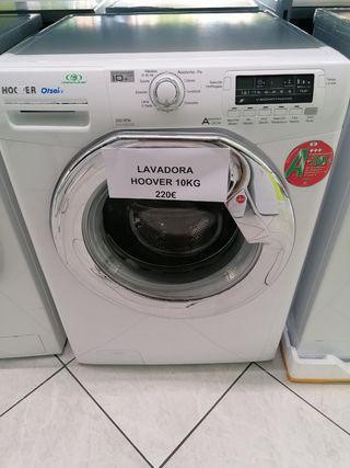 LAVADORA HOOVER 10KG