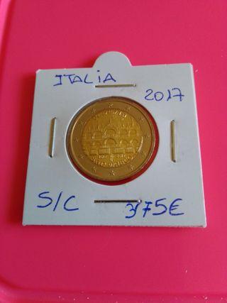Italia 2€ conmemorativos