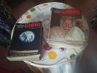 Colección de fascículos LA BIBLIA.