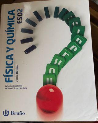 Libro de física y química 2º ESO