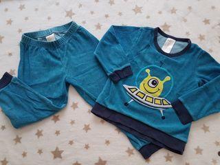 Pijama niño extraterrestre Hym (2-4 años)