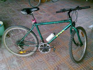 bicicleta de montaña OTEC